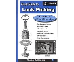 Lockpick Visual Guide to Lockpicking book