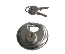 Lockpick Discus Slot