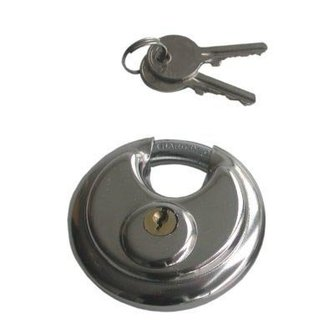Lockpick Candado de disco