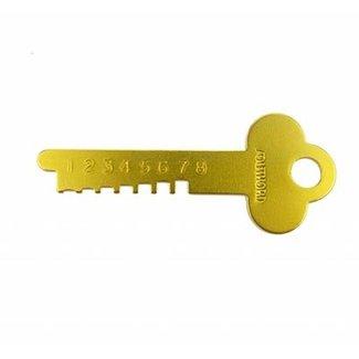 Decodificatore di chiave tubolare