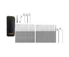 Southord Lockpicking kit Slim-line, 37 pieces