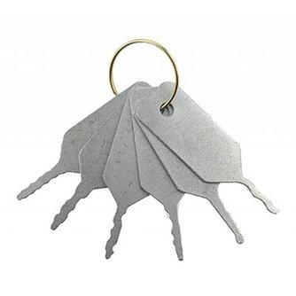 Southord Mini jiggler key set