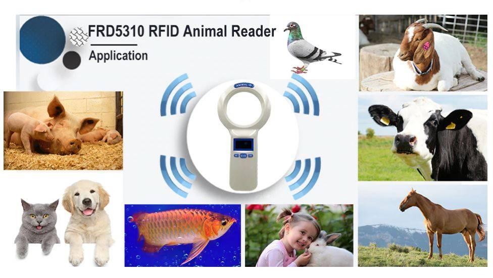 Wieran profi  chipreader voor alle ISO FDX-B chips