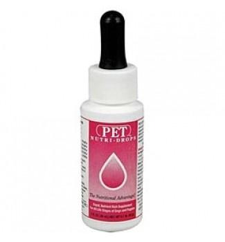 Pet Nutri drops Nutri-drops, geconcentreerde energie welke snel wordt opgenomen.