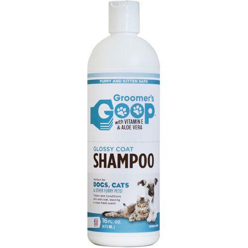 Groomers Goop Shampoo 118ml (4Oz)