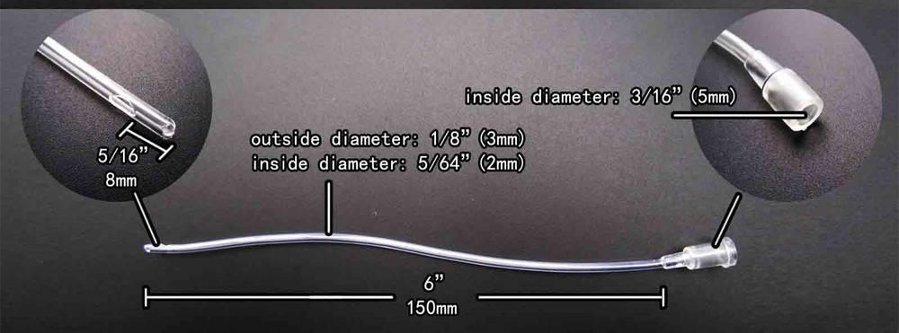Voedingssonde 3mm