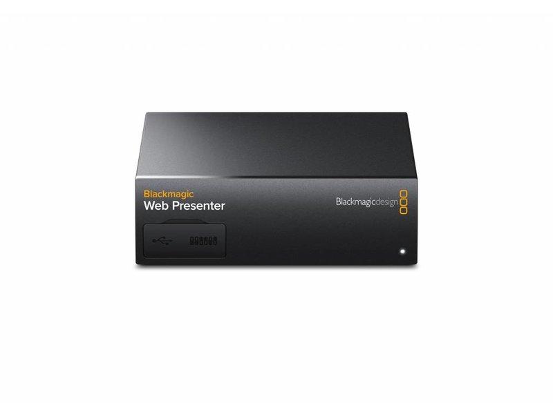 Blackmagic Design Mini Converter Blackmagic Web Presenter
