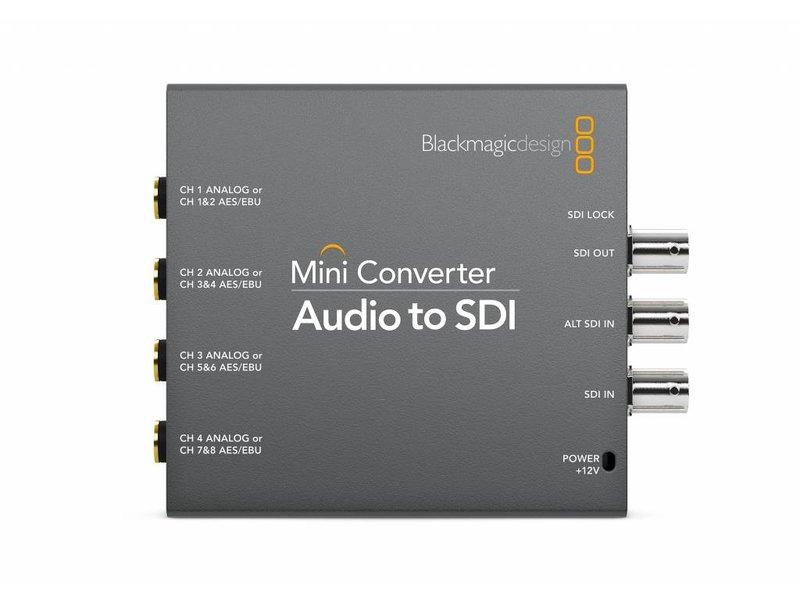Blackmagic Design Mini Converter - Analog to SDI 2