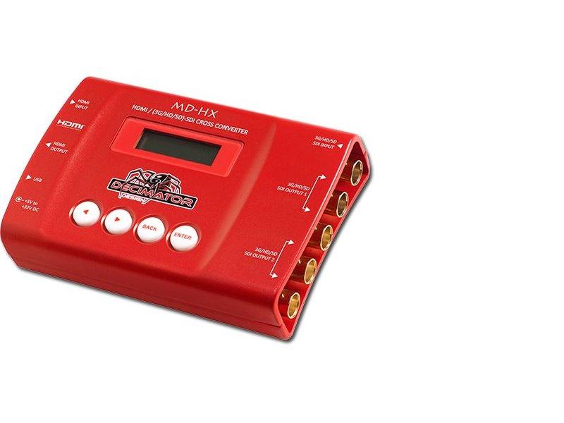 Decimator Design Mini Converter - MD-HX