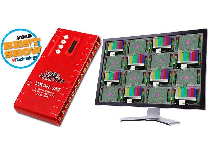 Decimator Design Multiview DMON-16S