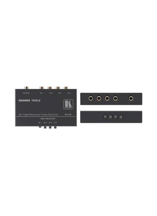 Kramer Electronics Switcher 4x1V