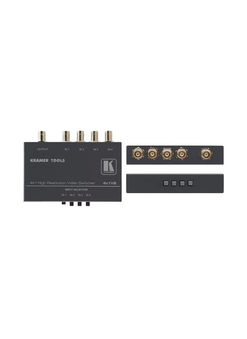 Kramer Electronics Switcher 4x1VB