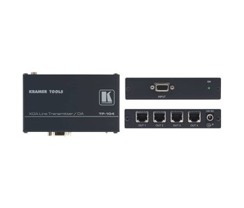 Kramer Electronics TP-104HD Twisted Pair Interface