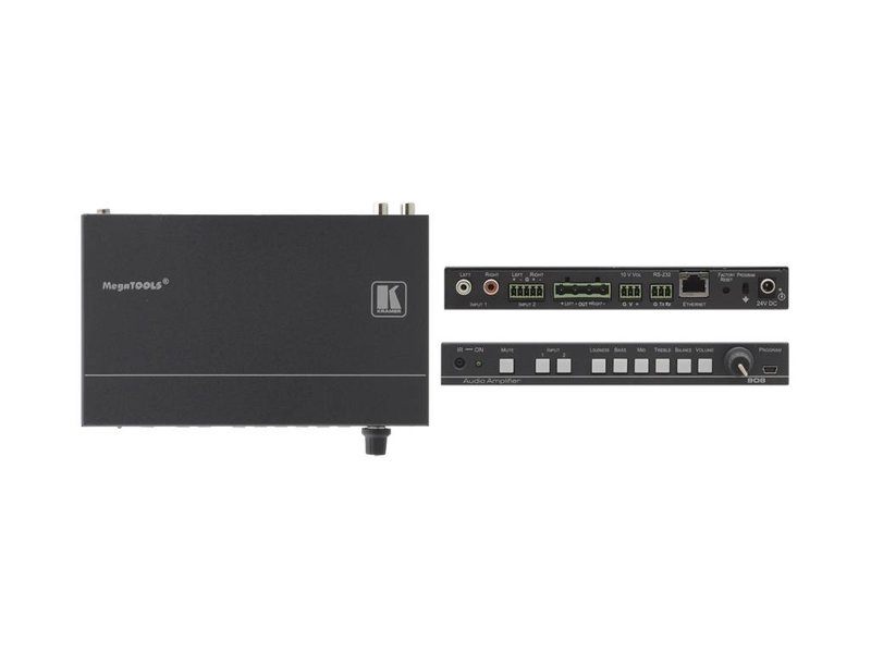 Kramer Electronics Amplifier 908