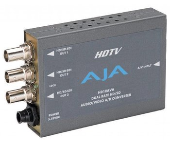 Aja Mini Converter HD10AVA