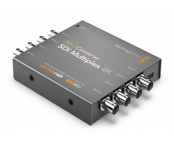 Blackmagic Design Mini Converter SDI Multiplex 4K