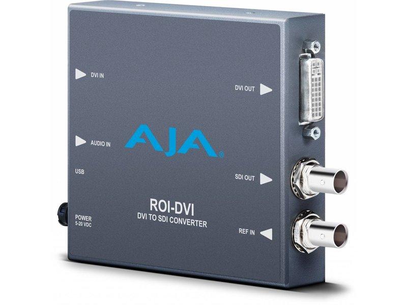 Aja Mini Converter ROI-DVI