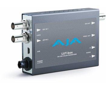 Aja Mini Converter LUT-Box