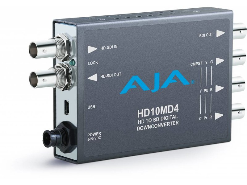Aja Mini Converter HD10MD4