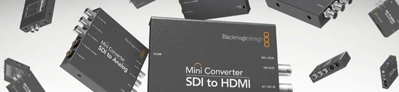 3G-SDI Mini Converters