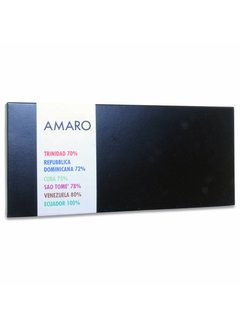 AMARO Tasting Box 70% - 100%