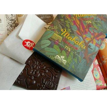 Rózsavölgyi Csokoládé Tanzania Mababu 75%