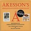 Akesson's Dunkle Bio-Schokolade 75% Madagascar Black Pepper