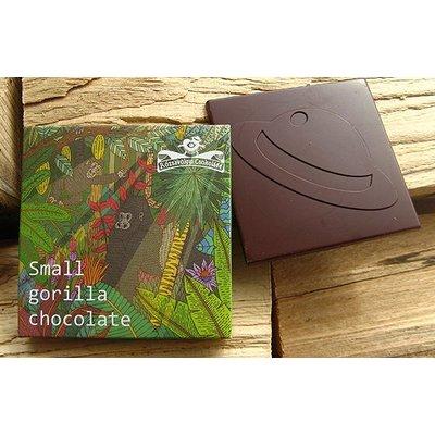 Rózsavölgyi Csokoládé Small Gorilla Chocolate 72%