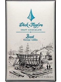 Dick Taylor Dunkle Schokolade Brazil 75% Fazenda Camboa