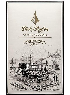 Dick Taylor Dunkle Schokolade Northerner Blend 73%