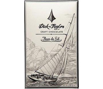 Dick Taylor Dunkle Schokolade Fleur de Sel 73%