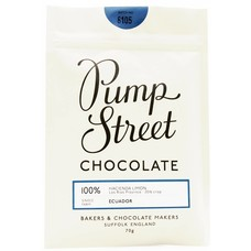 Pump Street Chocolate Dunkle Schokolade Ecuador Hacienda Limon 100%