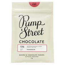 Pump Street Chocolate Dunkle Schokolade Madagascar 72% Ambanja