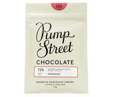 Pump Street Chocolate Dunkle Schokolade Madagascar Ambanja 72%