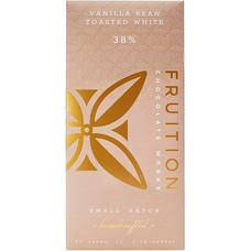 Fruition Chocolate Works Weiße Schokolade Vanilla Bean Toasted White 38%