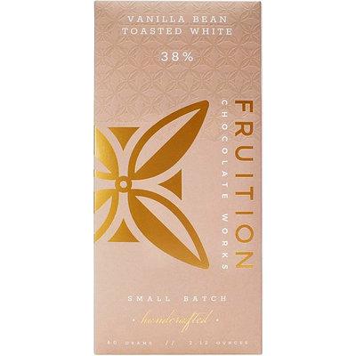 Fruition Weiße Schokolade Vanilla Bean Toasted White 38%