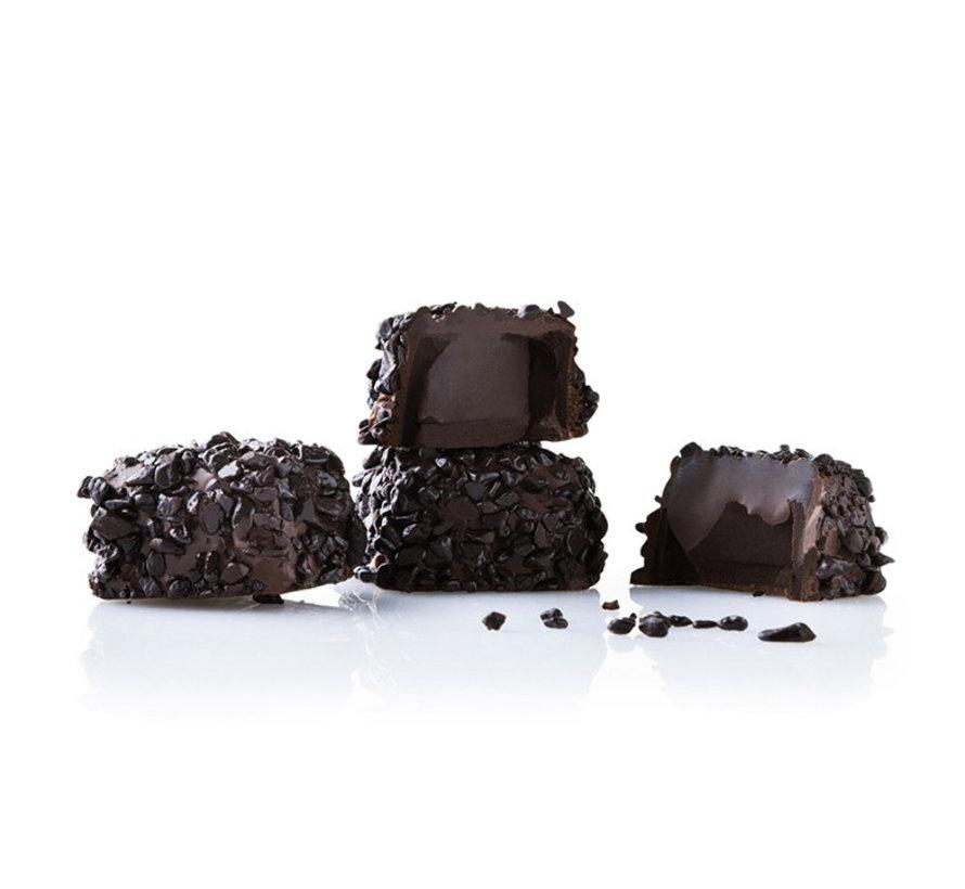 Dunkle Schokolade 75% Cubotto Chocaviar