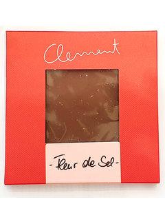 Clement Chococult Milchschokolade 36% mit Fleur de Sel