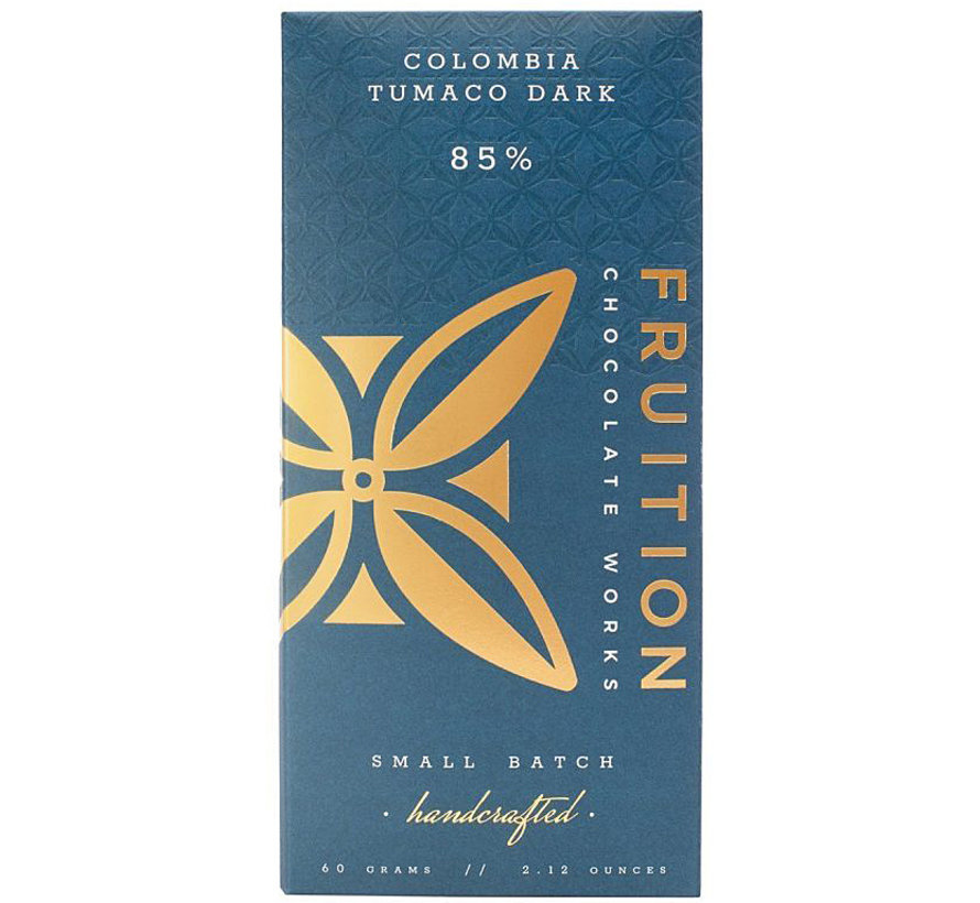 Dunkle Schokolade Colombia Tumaco 85%