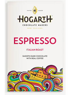 Hogarth Craft Chocolate Dunkle Schokolade Espresso 68%