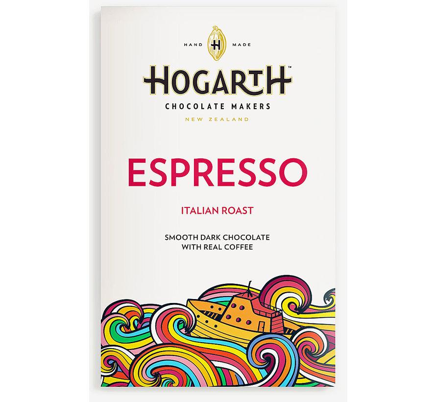 Dunkle Schokolade Espresso 68%