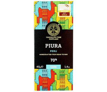 Chocolate Tree Dunkle Schokolade Piura Peru 70%