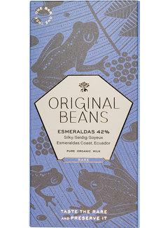Original Beans Milchschokolade Esmeraldas 42%