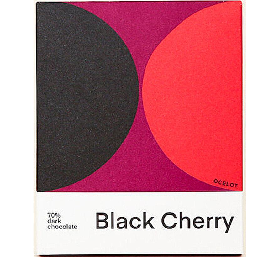 Dunkle Schokolade Black Cherry 70%