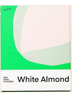 Ocelot Chocolate Weiße Schokolade White Almond