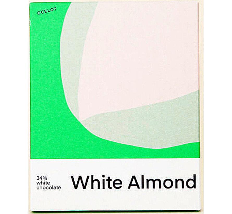 Weiße Schokolade White Almond