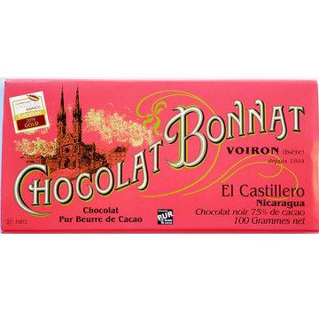 Bonnat Dunkle Schokolade El Castillero 75%
