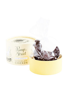Pump Street Chocolate Dunkle Schokolade Chocolate Chicken – Jamaica 75%