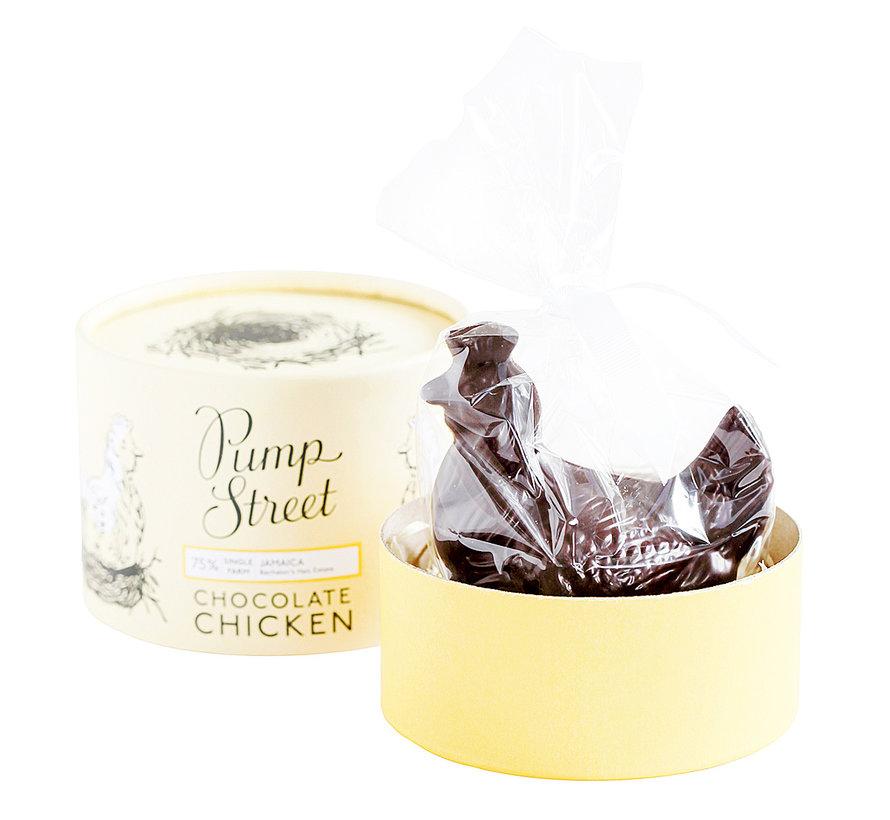 Dunkle Schokolade Chocolate Chicken – Jamaica 75%