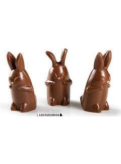 Michel Cluizel Milchschokolade Hasenkind 'Paulinous'